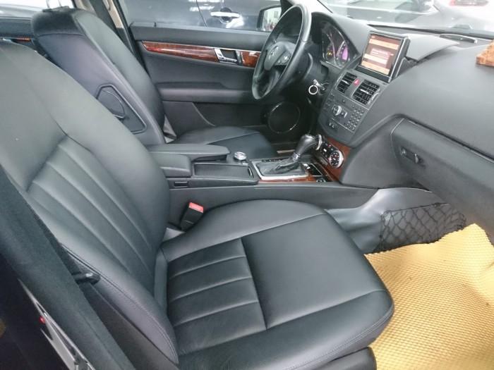 Bán Mercedes Benz C250 2010 CGI màu đen 5