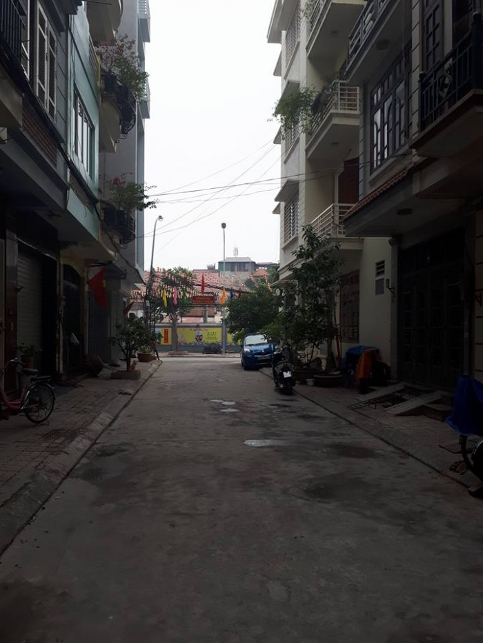 Bán gấp khu phân lô Kim Đồng, KD, Gara, 50m* 5 tầng