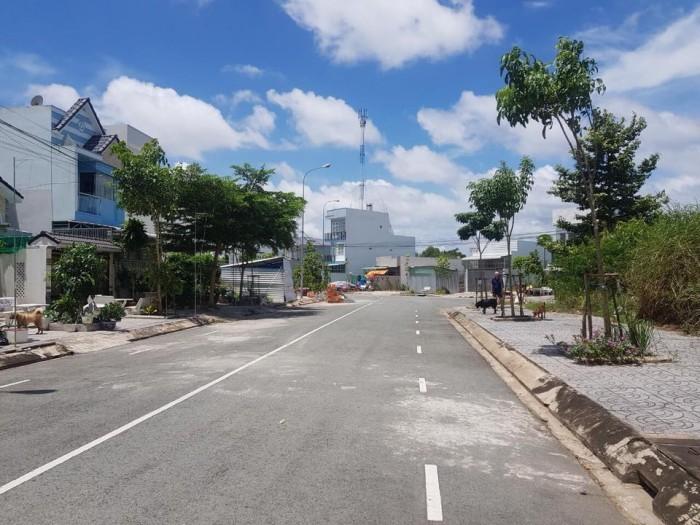 Bán nền khu dân cư 12ha8 đường Võ Văn Kiệt thổ cư 100%