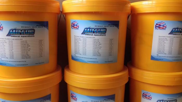 Bổ gan, giải độc gan, tốt đường ruột, bổ sung acid amin, khoáng chất thiết yếu cho nhu cầu tăng trưởng của tôm, cá, động vật thủy sản2