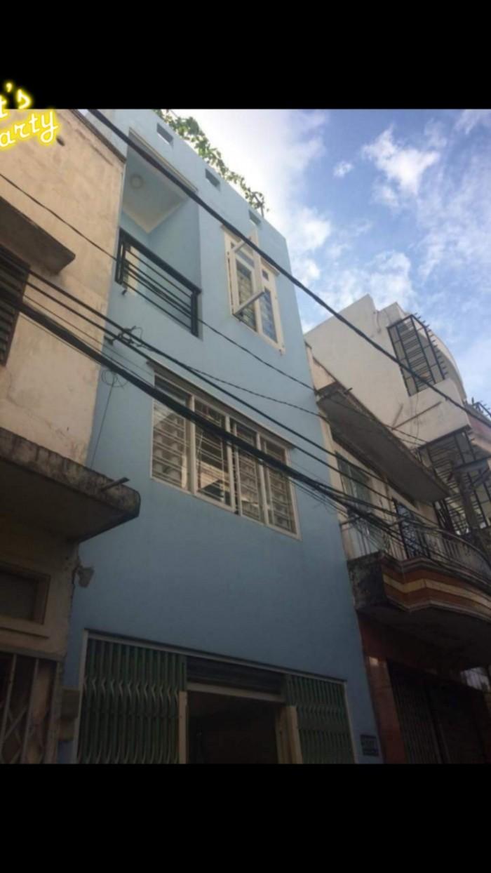Chính chủ bán căn nhà đường Vành Đai, hẻm nhựa 6m, 58m2, SHR 100%