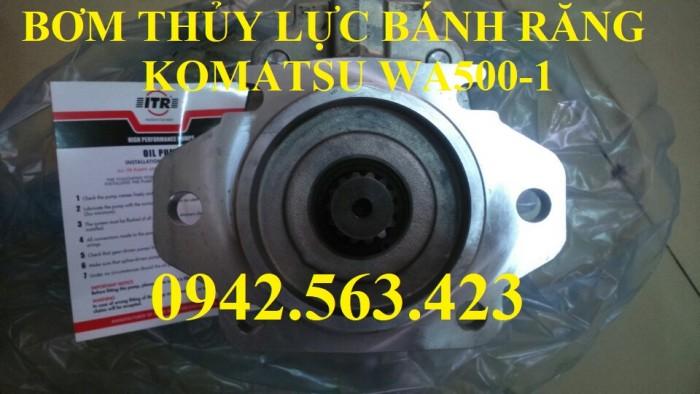 Bơm thủy lực Komatsu WA500-1