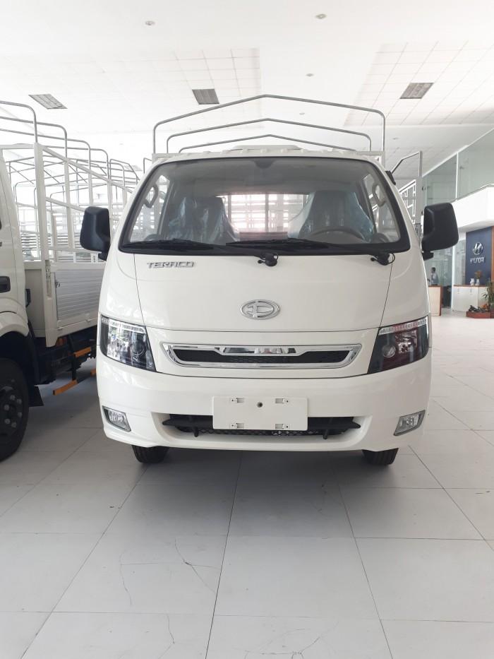 Xe tải Hyundai 1.9 tấn thùng mui bạt 3.54m