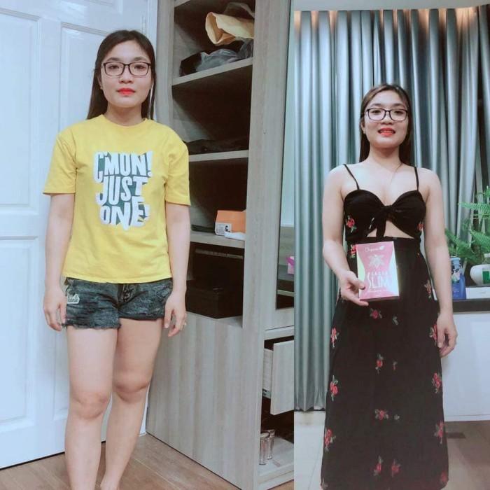 Giảm Cân Cacao Slim5
