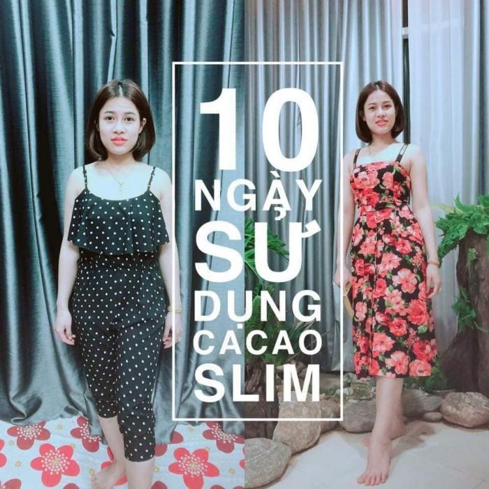 Giảm Cân Cacao Slim4