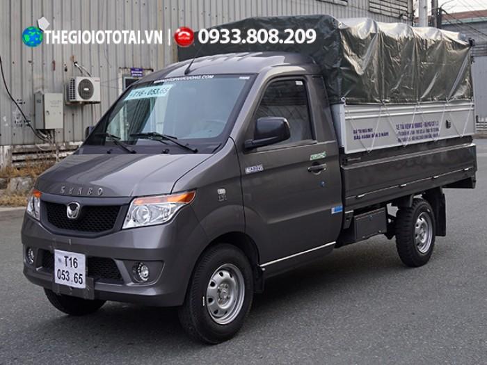 Xe tai 990kg|xe tai kenbo 990kg,chỉ với 50 triệu nhận xe - xe có sẵn giao liền.