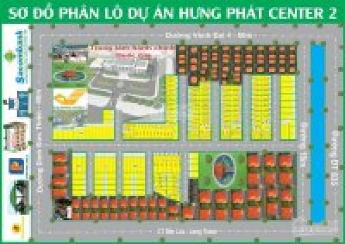 Hưng Phát Center 2 - Nơi tạo cơ hội sinh lời cho quý khách