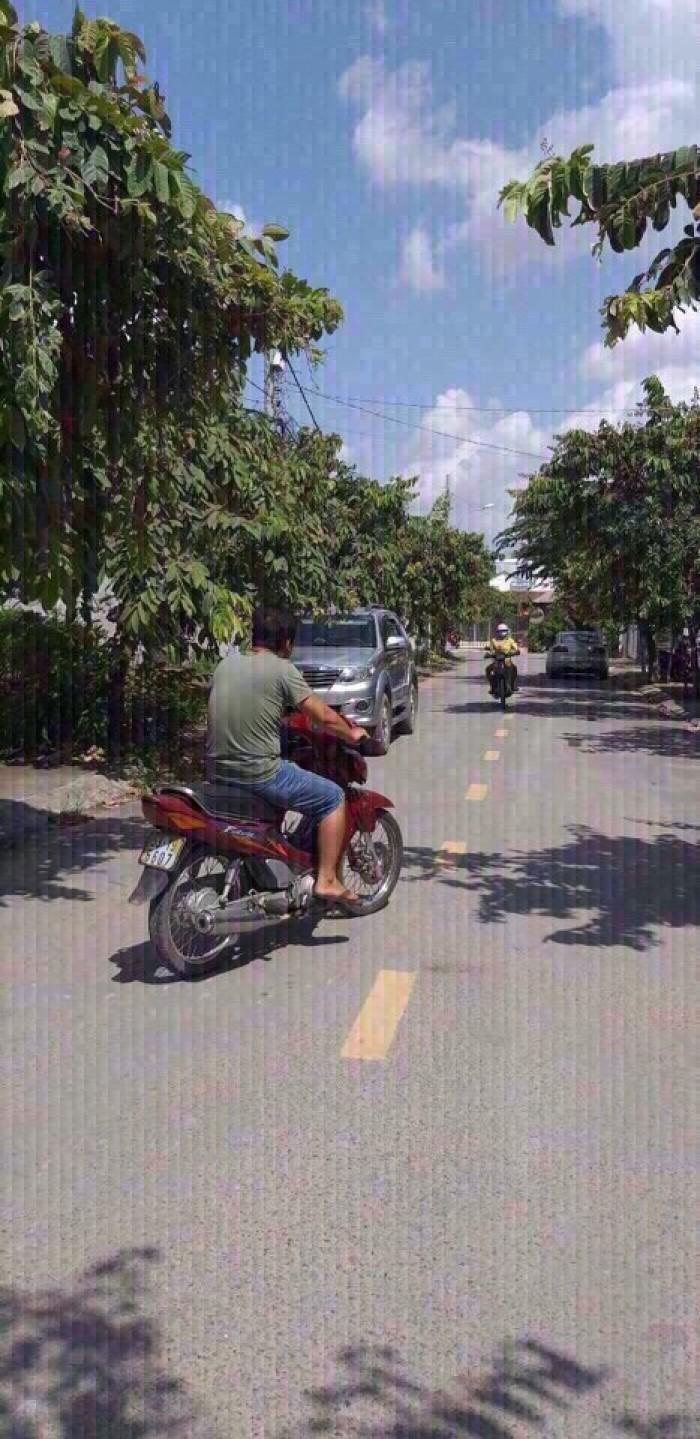 Bán đất mặt tiền DT 835, Mỹ Lộc, Cần Giuộc, Long An