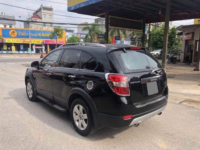Muốn bán Chevrolet Captiva số sàn 2009 màu đen cực víp. 2