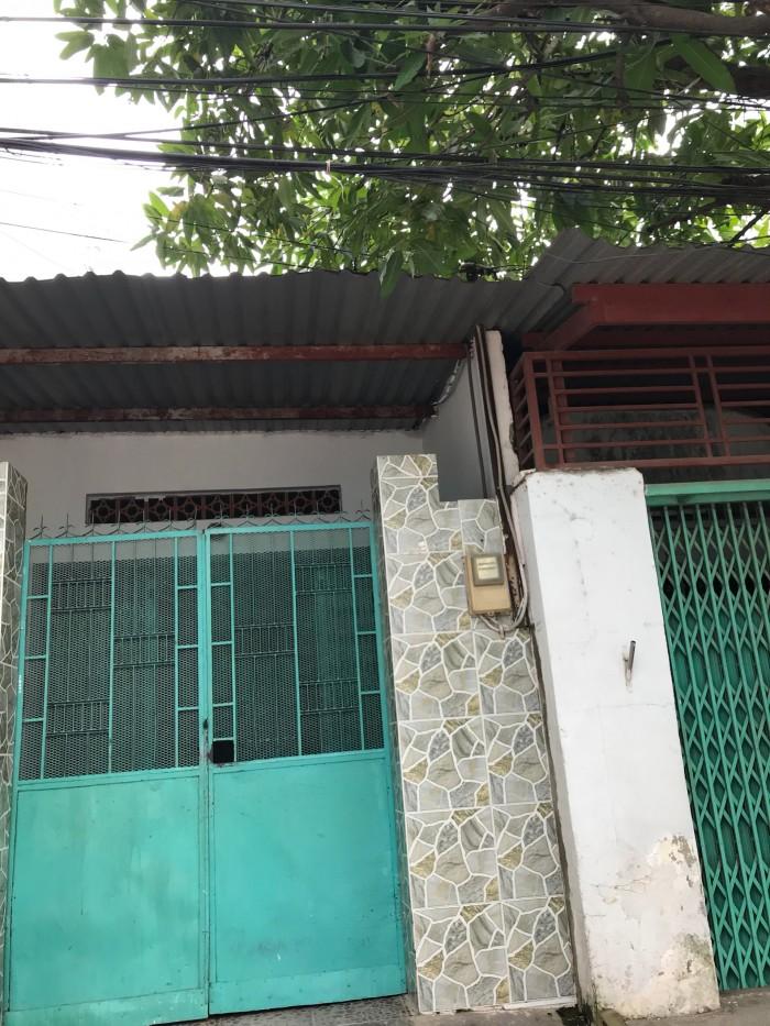 Bán nhà mặt tiền đường số 53 Phường Bình Thuận Quận 7