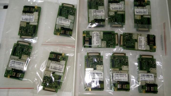 Module MOTOROLA G18 GSM2