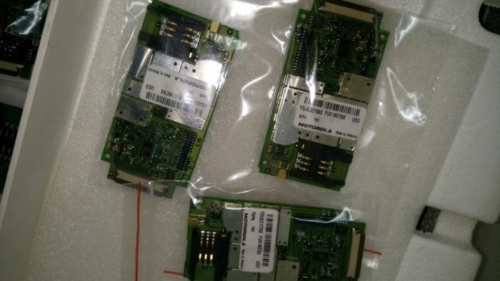 Module MOTOROLA G18 GSM0