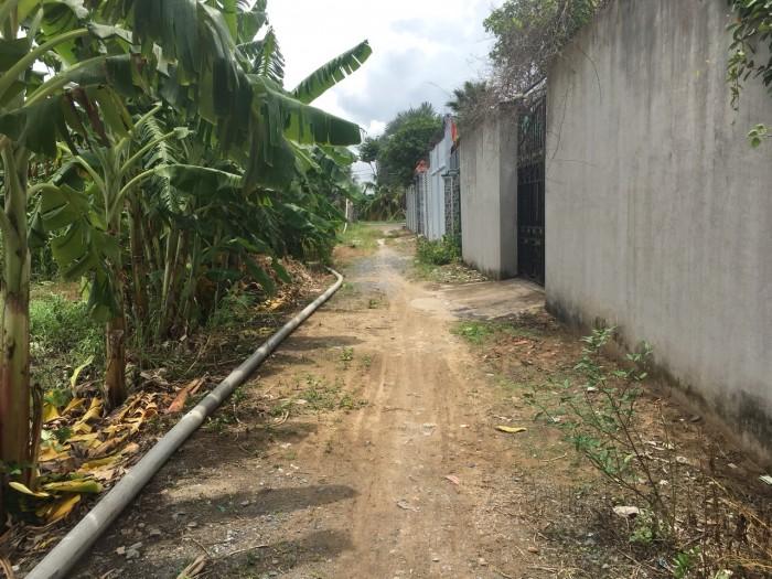 Đất nền đường Trần Thị Thơm, phường 9- do ông anh chuẩn bị đi nước ngoài nên bán lại giá mềm