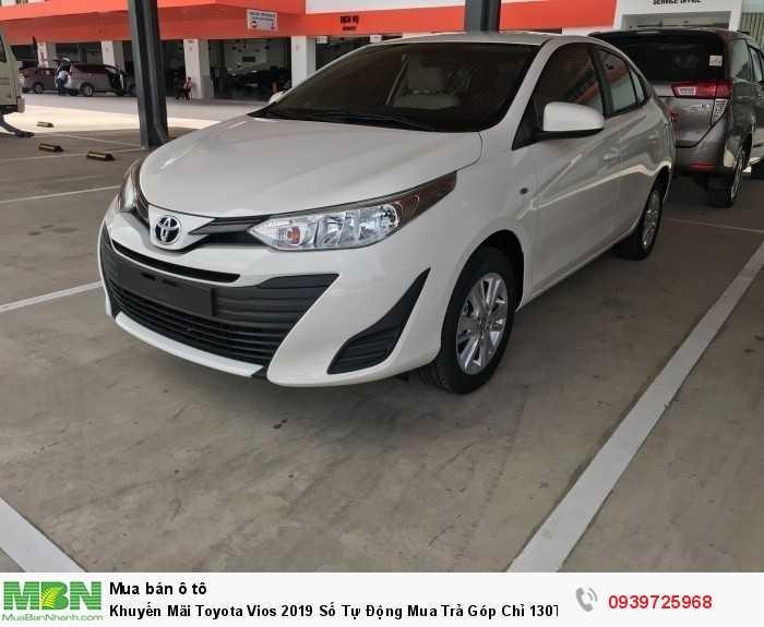 Bán xe Toyota Vios 2019 ở HCM từ Đại lý Toyota 100% vốn Nhật - Toyota An Thành Fukushima | Hotline tư vấn của chúng tôi là 0939 725 968
