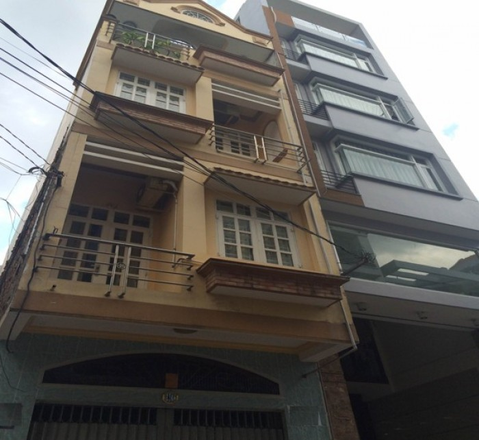 Tôi Phong có nhà hẻm Tô Hiến Thành cần bán lại.
