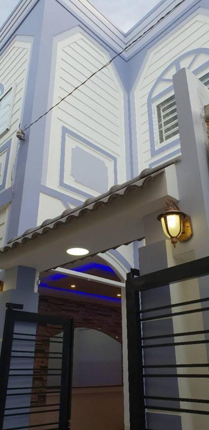 Nhà lầu rất đẹp - Số: 12B – Hẻm 38 - Mậu Thân (Hẻm 38 - Nằm kế Siêu Thị Lotte).
