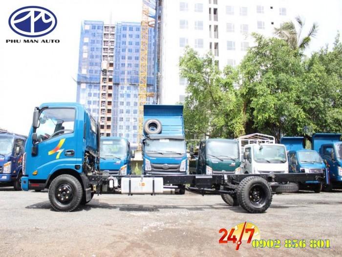 Xe tải 1 tấn 9 / động cơ Isuzu/ thùng hàng dài 6m/ hỗ trợ vay vốn ngân hàng. 4