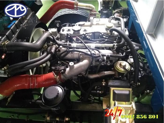 Xe tải 1 tấn 9 / động cơ Isuzu/ thùng hàng dài 6m/ hỗ trợ vay vốn ngân hàng. 3