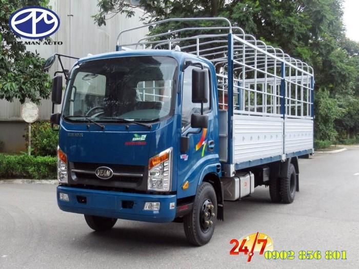 Xe tải 1 tấn 9 / động cơ Isuzu/ thùng hàng dài 6m/ hỗ trợ vay vốn ngân hàng. 2