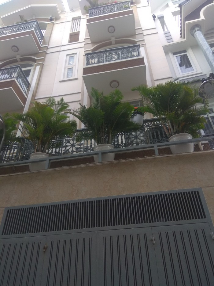 Bán nhà HXH 4 tầng 58m2 Phạm Văn Chiêu P14 Q.Gò Vấp