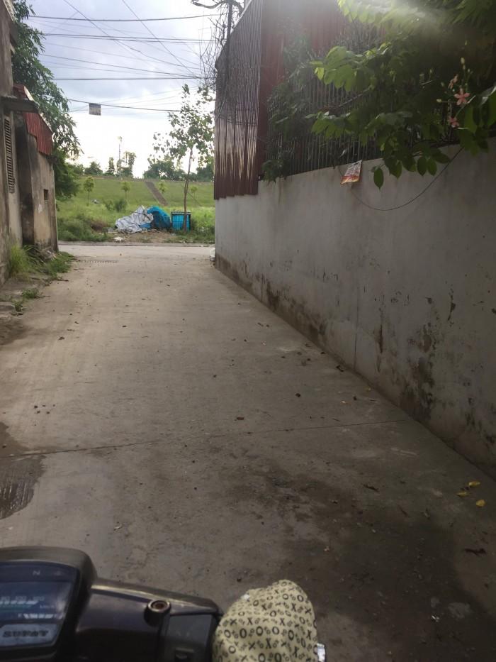 Bán đất Long Biên 92m2, mặt tiền 4.45m, ngõ oto giá chỉ 35tr/m