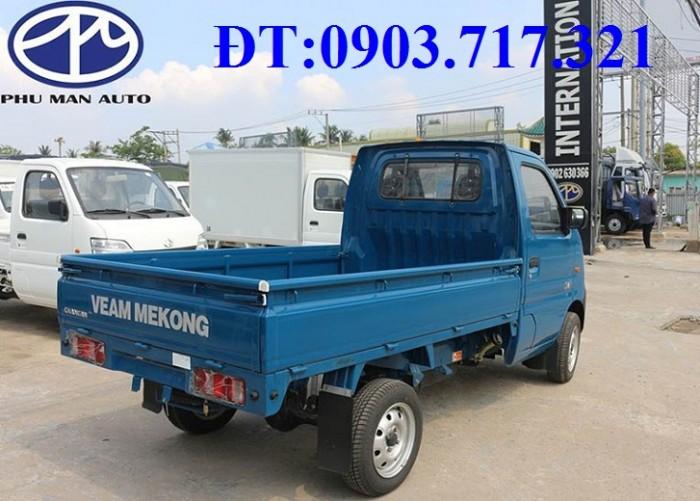 Xe tải Veam Star 850Kg thùng lửng/ Xe tải Changan 850Kg/ Xe tải Veam Changan 850kg Euro4/