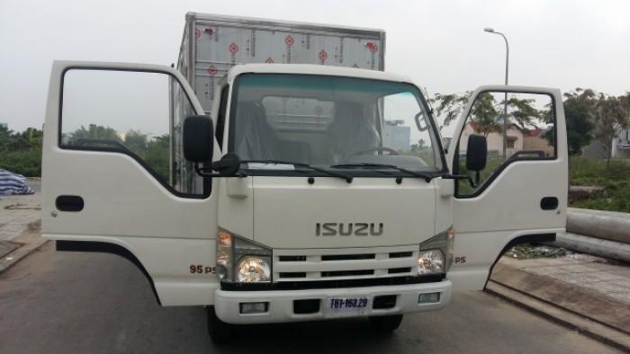 Isuzu vào thành phố 1 tấn 9 / thùng dài 6 mét 2 3