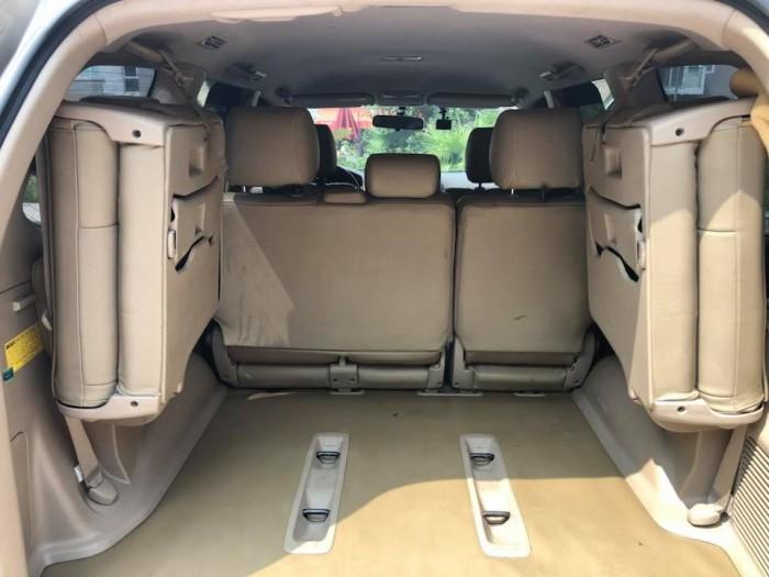 Toyota Land Cruiser Prado sản xuất năm 2007 Số tự động Động cơ Xăng