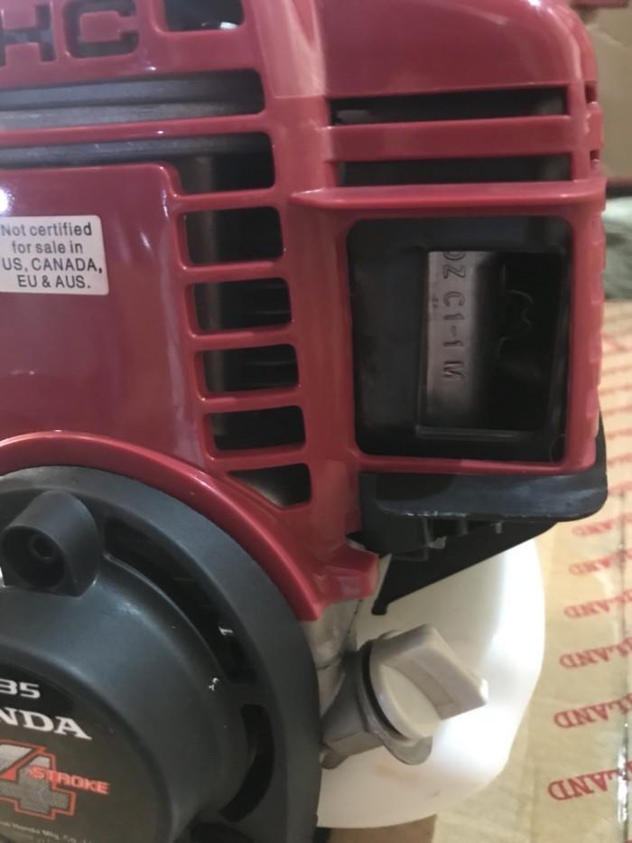 Máy cắt cỏ xạc cỏ đa năng Honda GX35 chính hãng2