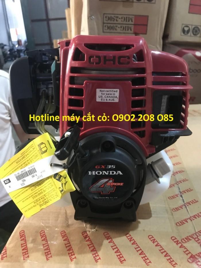 Máy cắt cỏ xạc cỏ đa năng Honda GX35 chính hãng1