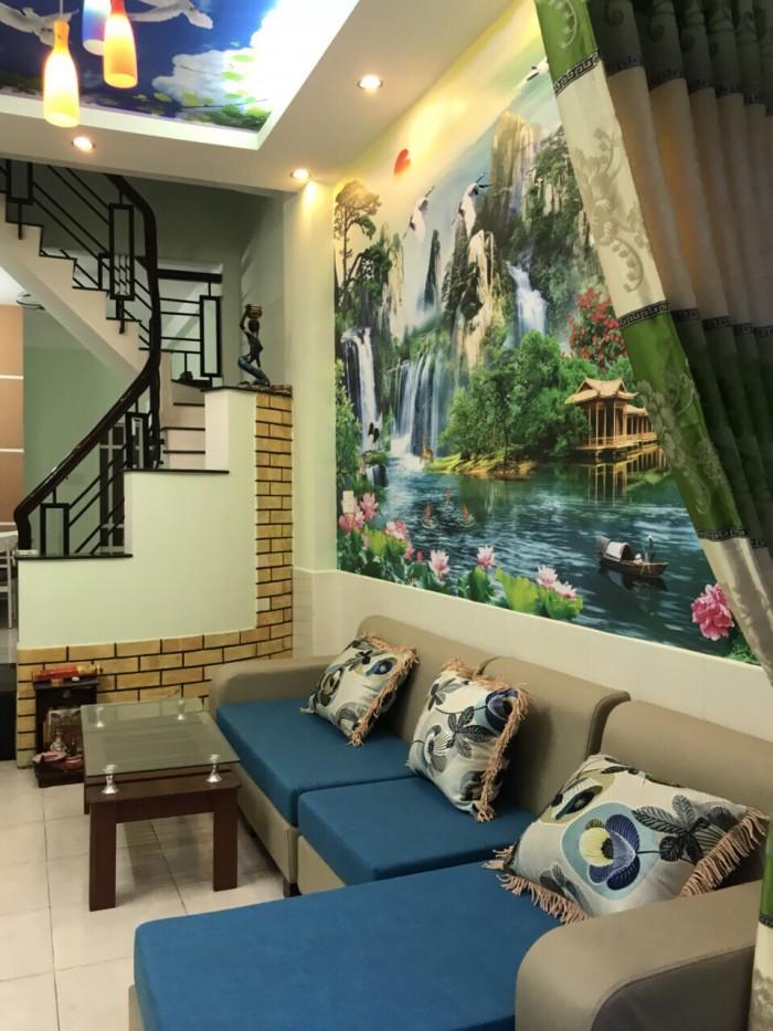 Cần bán nhà đẹp 2 mặt tiền Đường thống nhất,p 16, Gò Vấp.