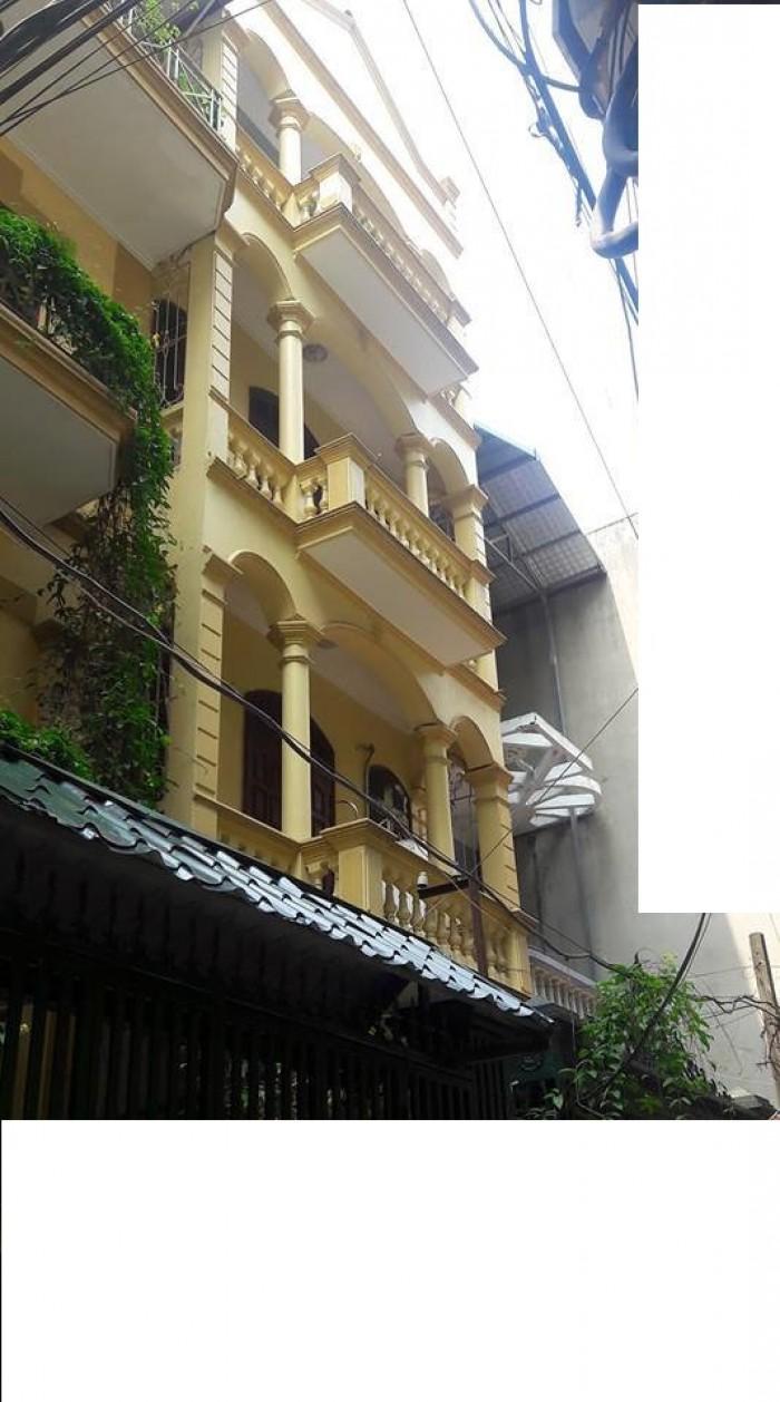 Bán nhà 5 tầng Lạc Long Quân 85m2, mặt tiền 5m, ô tô, cho thuê, VP.