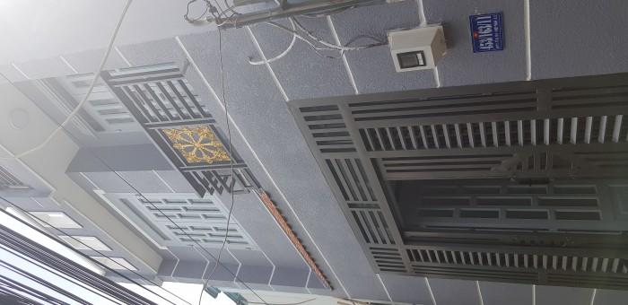Bán nhà quận 12, sổ hồng riêng, đúc 1 lầu giá rẻ