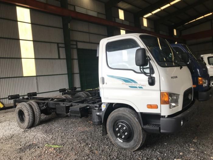 Bán xe Hyundai New Mighty 110S 2018 chuẩn IV
