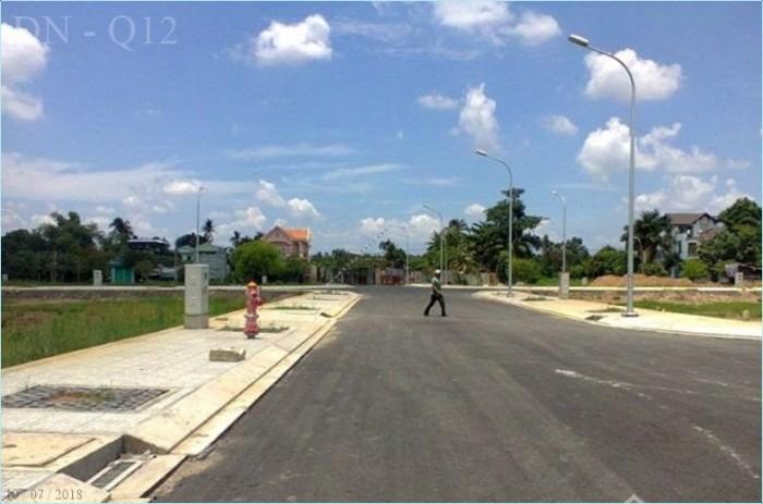 Bán gấp đất 90m2  - Ngay TT  Thương mại Phú An – Cách UBND Quận 12, 800m