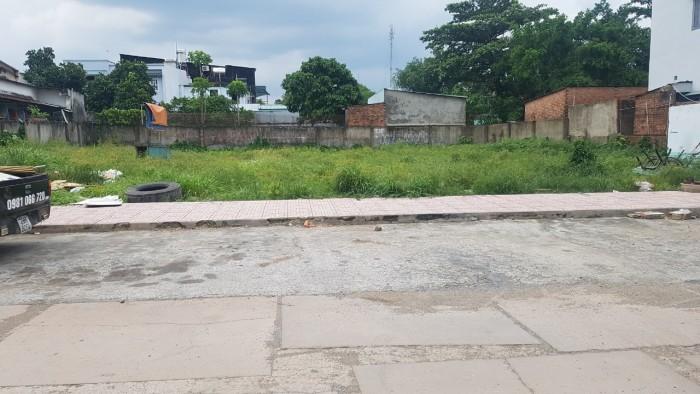 Bán lô đất lớn 720m2 mặt tiền đường 319 Hoàng Hữu Nam ngang 28m