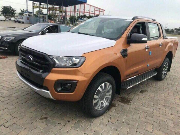 Bán ô tô Ford Ranger Wildtrak 2.0L, 2018 tại  Hòa Bình
