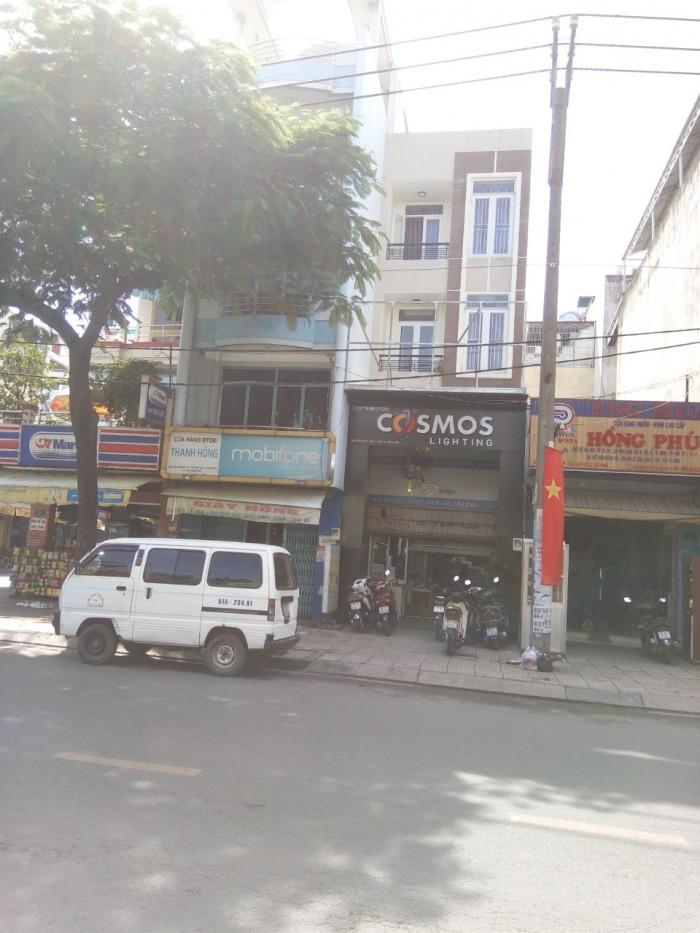 Bán NHà MTKD Tân Sơn Nhì,Quận Tân Phú.Dt 4,1x18m.3 tấm