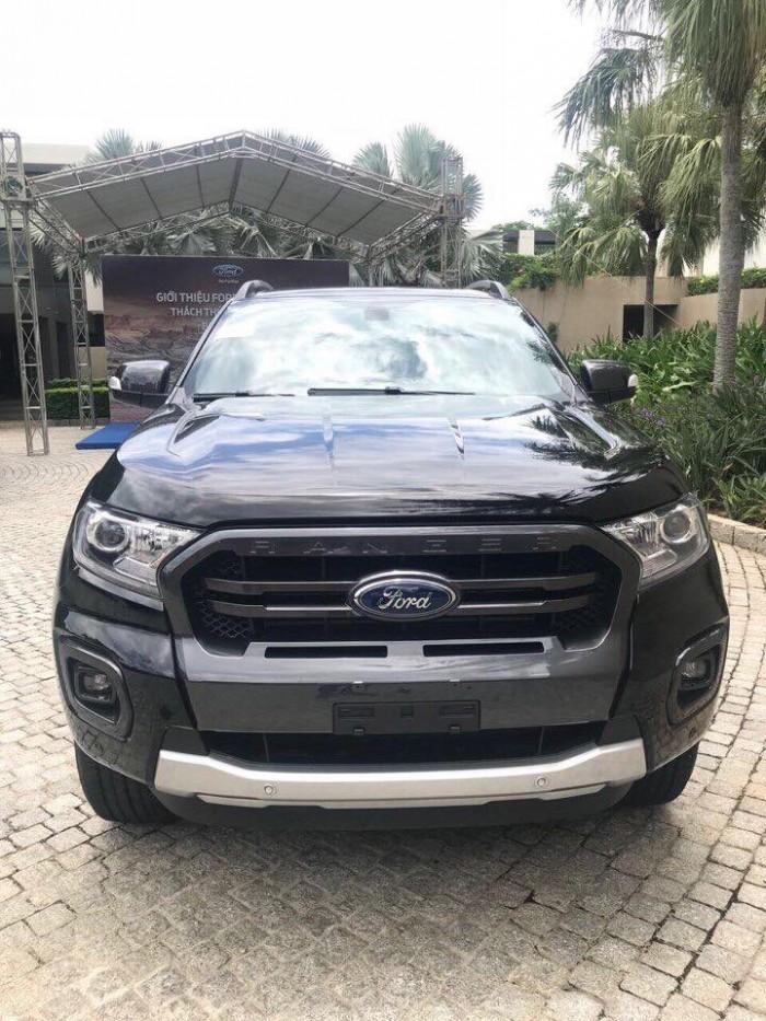 Ford Wildtrak Raptor Biturbo 2.0 nhập Thái Lan, nhận giao sớm nhất toàn quốc