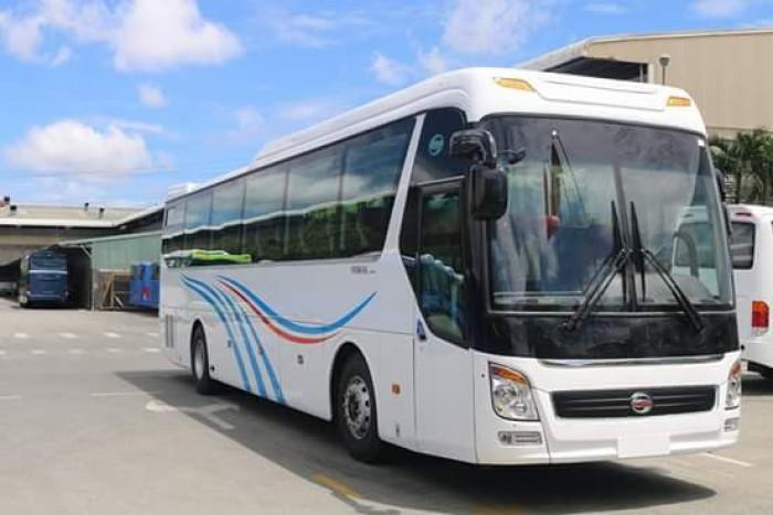 Xe khách Samco Wenda  47 chỗ  Đông cơ DOOSAN Euro 4 2