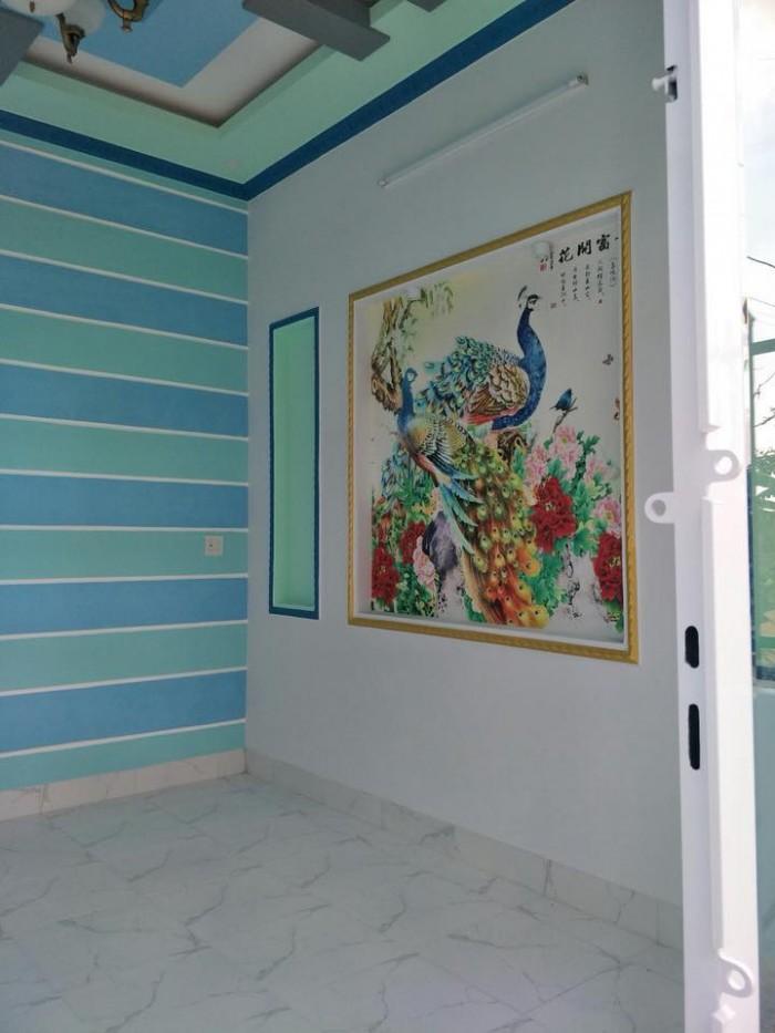 Bán nhà mới hoàn thiện KDC 923, p.An Bình, q.Ninh Kiều, TPCT.