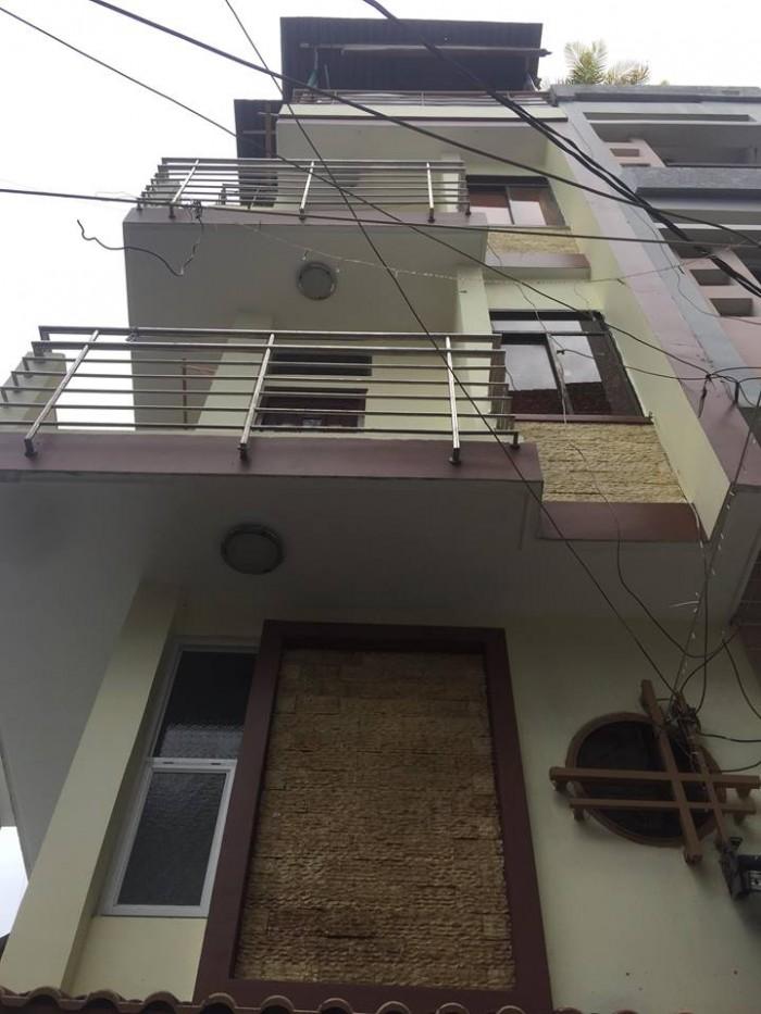 Bán Gấp Căn Nhà Trong Tuần, Trần Văn Đang Q3, Nhà Đẹp 5 Tầng, 50m2, Kinh Doanh Tốt