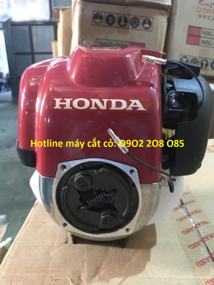 Giá máy cắt cỏ, xạc cỏ, xới đất 3 trong 1 Honda chính hãng????2