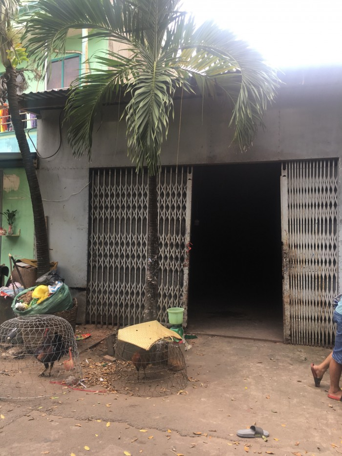 Bán nhà hẻm đường Tô Hiệu P.Tân Thới Hiệp ,Q.Tân Phú