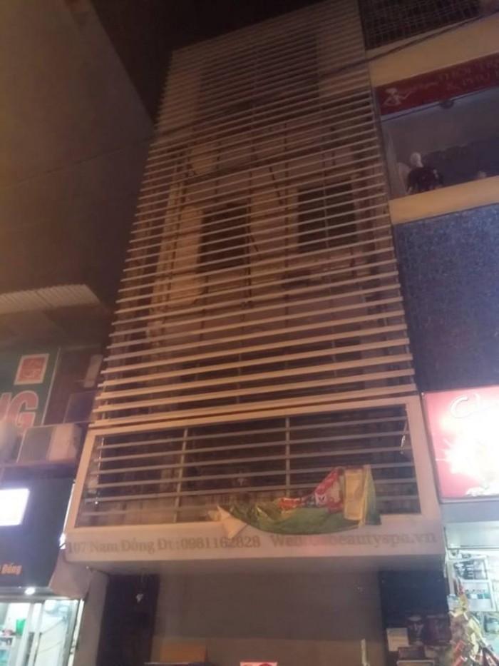 Chính chủ bán nhà 4 tầng mặt phố Trần Đại Nghĩa 71m2
