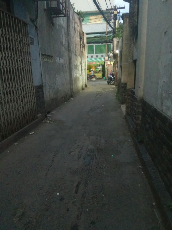 Bán nhà HXH 32,75m2 đường Nguyễn Du, P.7, Gò Vấp