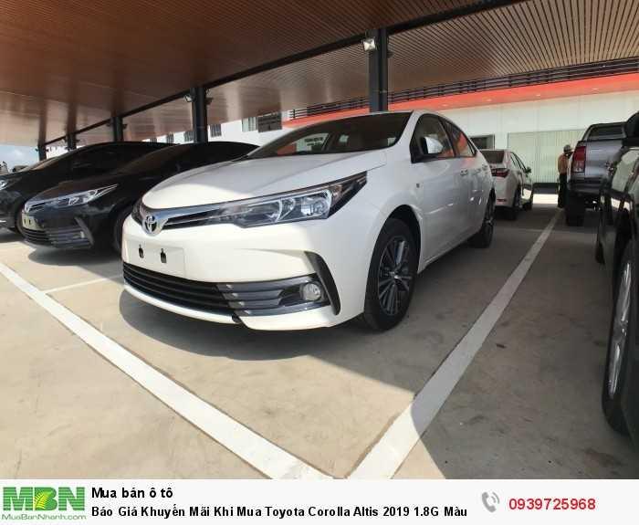 Toyota Corolla Altis 2019 ưu đãi HCM, mua xe trả góp, lãi suất thấp, hỗ trợ làm thủ tục mua xe, tất cả các chương trình được tư vấn và giải đáp khi bạn liên hệ đến 0939 72 59 68