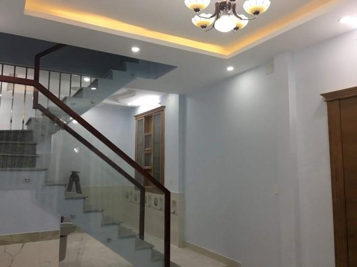 Bán nhà Nguyễn Sỹ Sách,Tân Bình,Khu Vip,40m2 (10x4),3 tầng,HXXH