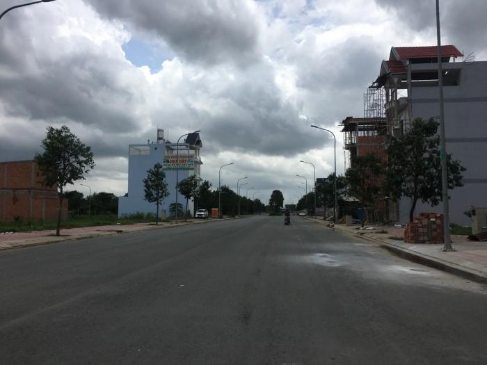 Bán đất đường Trịnh Quang Nghị. sổ hồng riêng. DT80m2.
