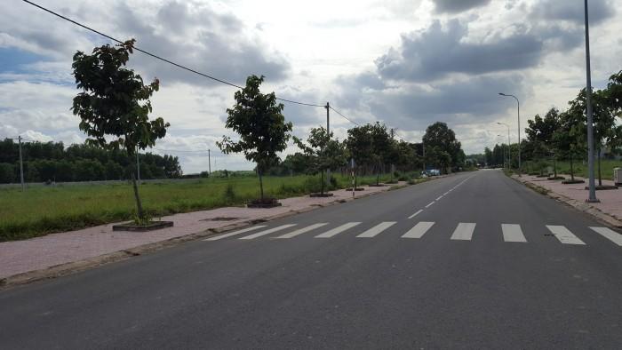Bán đất trung tâm huyện Tân Thành, BRVT, sổ hồng riêng giá rẻ